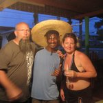 Gary's Gringo and us!