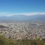 Vista desde el cerro