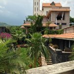 001 - North View from Spa Patio - Casa Isabella - 19Jul14