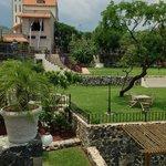 002 - North View from gardens - Casa Isabella - 19Jul14