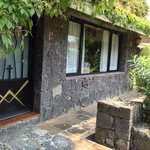 008 - Our room entrance - Casa Isabella - 19Jul14