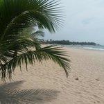 Peacefull beach