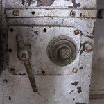 1888 Jail house lock