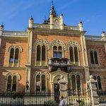 la residenza del vescovo ortodosso