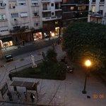 Vista de apartamento no bairro