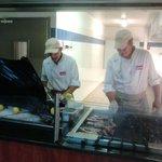 L'atelier du chef, au menu : espadon