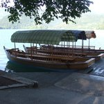 Transportation to Bled Island