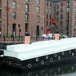 Titanic Boat Hotel Liverpool