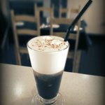 Try our Freddo Cappuccino a refreshing iced coffee.