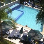 adults only pool view from room