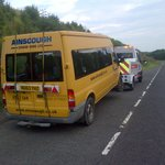 Wingsey's minibus failed!