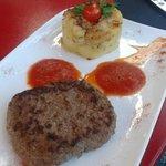 Steak Haché (kinderen)