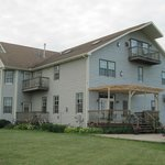 Brightwood Inn-Back & North Side of House