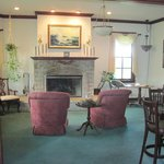 Brightwood Inn-Front Parlor