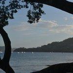 Playa Hermosa naturally framed
