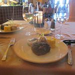 Dinner at Steakhouse