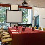 Boardroom style meeting