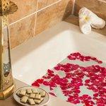 Suite...Bathtub...