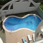 Pool from 4th floor