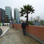 Marriott in Miraflores Peru