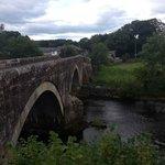 Bridge across Bassenthwaithe Lake