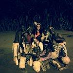 Shangaan Tanz Gruppe