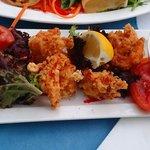 Butterfly shrimp plate!