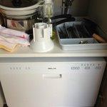 la vaisselle et lave vaisselle