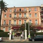 Hotel von der Uferpromenade