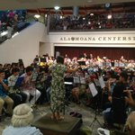 University of Hawaii Summer Band at Center Stage