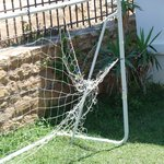 Ideal für Fußballspiele