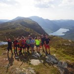 the crazy gang at the summit