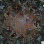 Eye of the Schloss ceiling