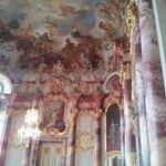 Inner room in the Schloss