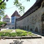 Muralhas da cidade antiga de Tallinn