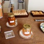 marmellate fatte in casa