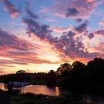 Morning Sunrise over the River Erne