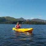 single sit-on kayak