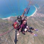Paragliding - a must do!