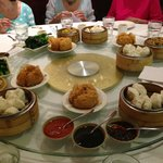 First stop for Dim Sum!