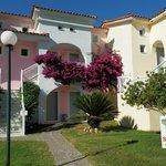 Corfu Sea Gardens - typical accommodation