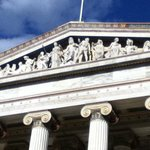 Pediment of Athens Academy