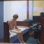 ホッパー,ホテルの部屋