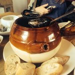 Seafood steamer £16.50 (TIP get lots of fresh bread to mop up the delicious sauce!)