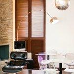 Lounge / Frühstücksbereich