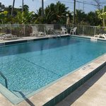 Climate controlled fresh water pool