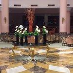 Main reception/foyer area
