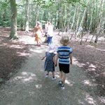 looking for the Gruffalo