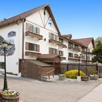 Howard Johnson Inn Leavenworth
