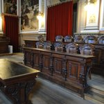 tribunal do palácio